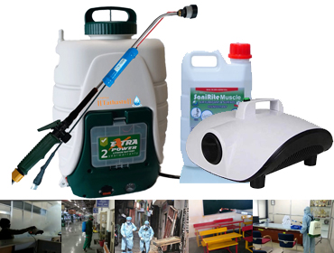 Sanitizing & Disinfection Services